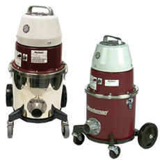Clean Room Vacuums by Minuteman