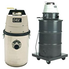 Compressed Air Vacuums by Minuteman