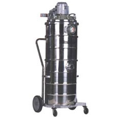Explosion Proof Vacuums by Minuteman