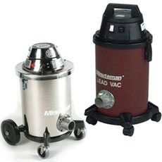 Hazardous Material Vacuums by Minuteman