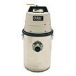 Minuteman [705-6] 705 Series Pneumatic-Operated Wet/Dry Tank Vacuum - Stainless Steel Tank - 6 Gallon