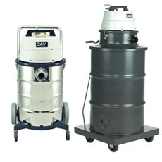 Pneumatic/Air Powered Vacuums