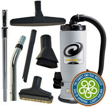 Pro-Team 103024 AviationVac Back Pack Vacuum