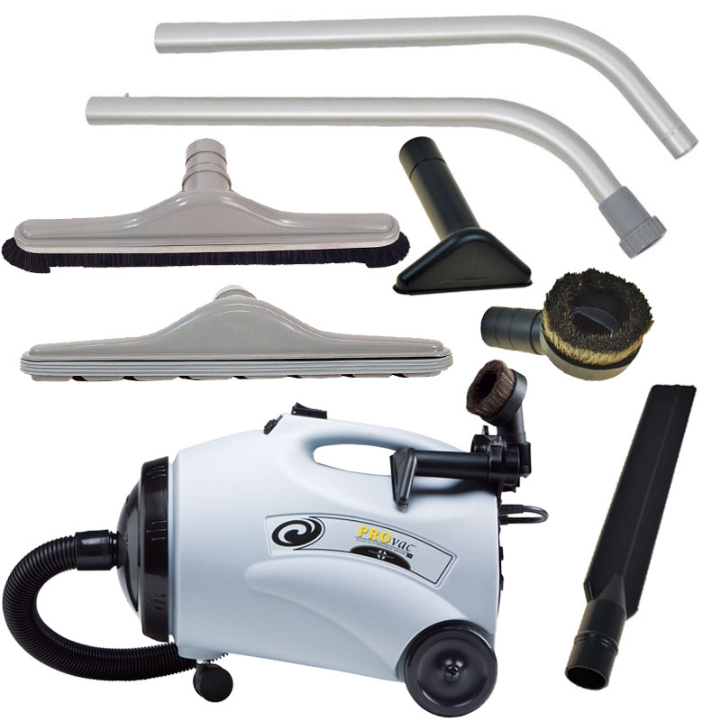 Pro-Team RunningVac Commercial Canister Vacuum
