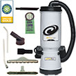 ProTeam MegaVac Backpack Canister Vacuum w/ Blower Kit A PT-105892