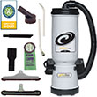 ProTeam MegaVac Backpack Canister Vacuum w/ Blower Kit B PT-105896