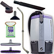 Super Coach Pro 6 Backpack Vacuum w/ Xover Tool Kit C PT-107307