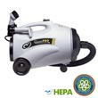 "Pro-Team 106517 QuietPro® CN HEPA Commercial Canister Vacuum w/ 1 1/2"" Telescoping Wand Attachment Kit"