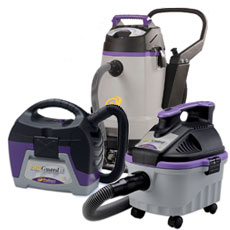 Wet/Dry Vacuums - ProTeam