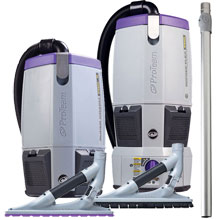 ProBlade Backpack Vacuums - ProTeam