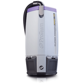 ProTeam Backpack Vacuum Super Coach Pro