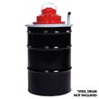Pullman-Holt [B160447] 102DA Wet/Dry Vacuum Steel Drum Adapter - 2HP - 55/65 Gallon Drums
