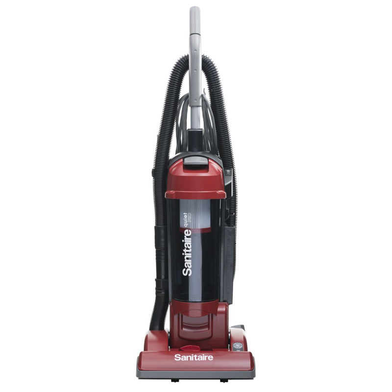 QuietClean Dust Cup HEPA Upright Vacuum - 13