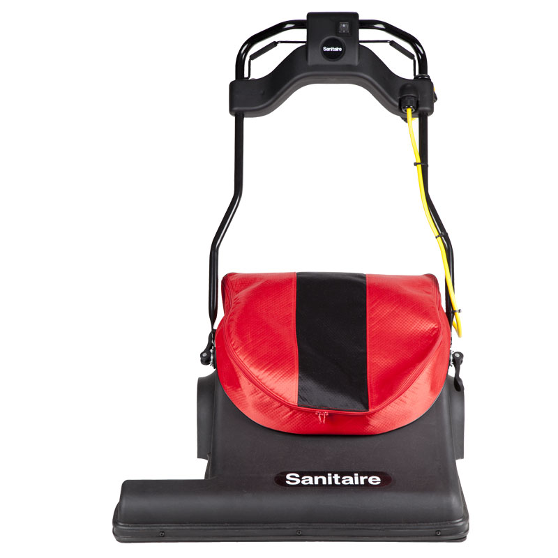 Sanitaire Wide Area Vacuum Sweeper - 28