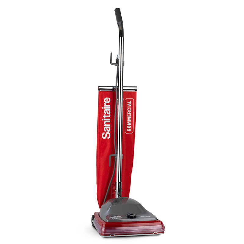 SC684F 18 Quart Bagged Upright Vacuum LG2 18 quart shake out bag upright vacuum w 50 ft cord unoclean  at gsmx.co