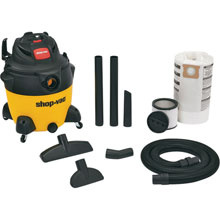 Shop Vac Ultra Pro Wet/Dry Vacuum - 18 Gallon - 6.5 HP