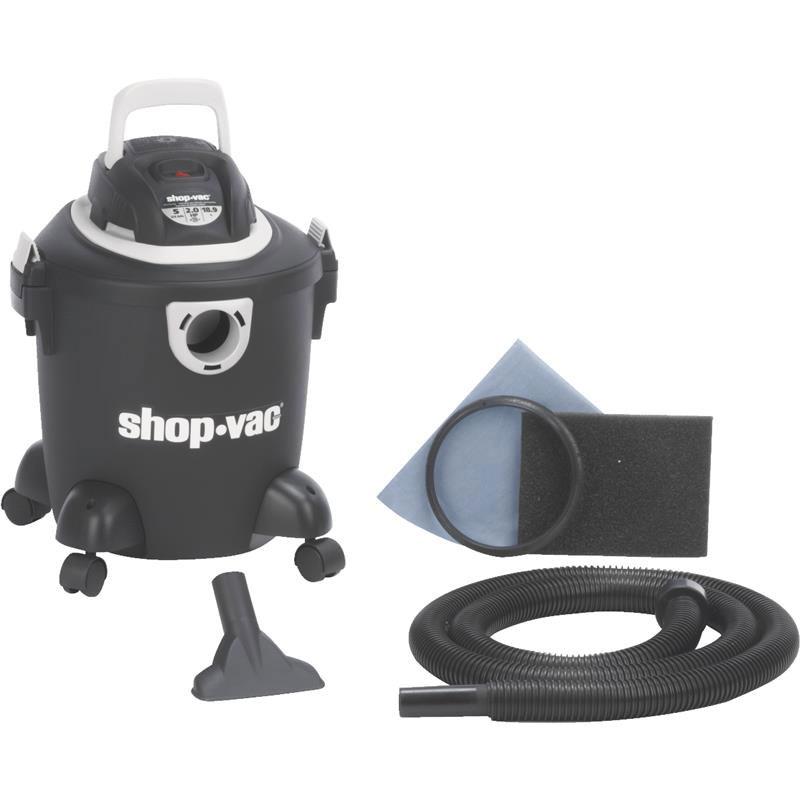 Shop Vac Quiet Wet Dry Vacuum Unoclean