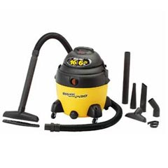 Shop Vac® Ultra Pro Wet/Dry Vacuum - 16 Gallon - 6.25 HP