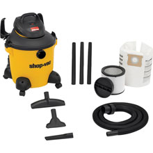 8 Gallon Ultra Plus Wet/Dry Vacuum