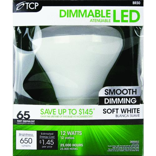 TCP BR30 Dimmable LED Floodlight Light Bulb 500432
