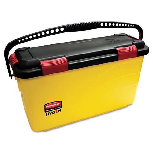 Rubbermaid Q950 Hygen Microfiber Wet Mop Pad Charging