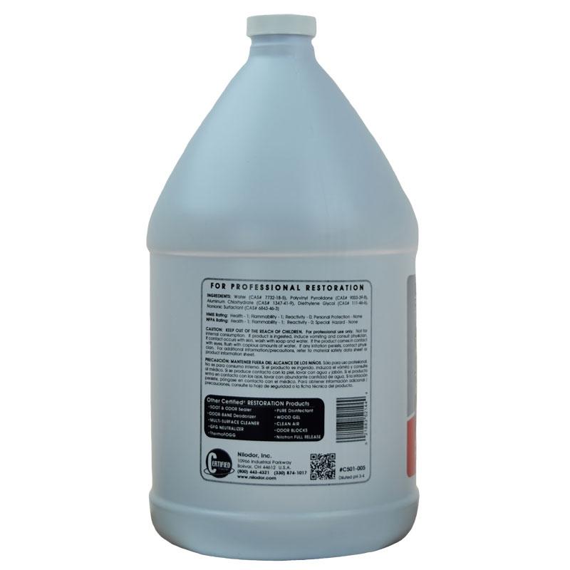 Nilodor Fire Smoke Restoration Soot Sealer 4 1 Gallon