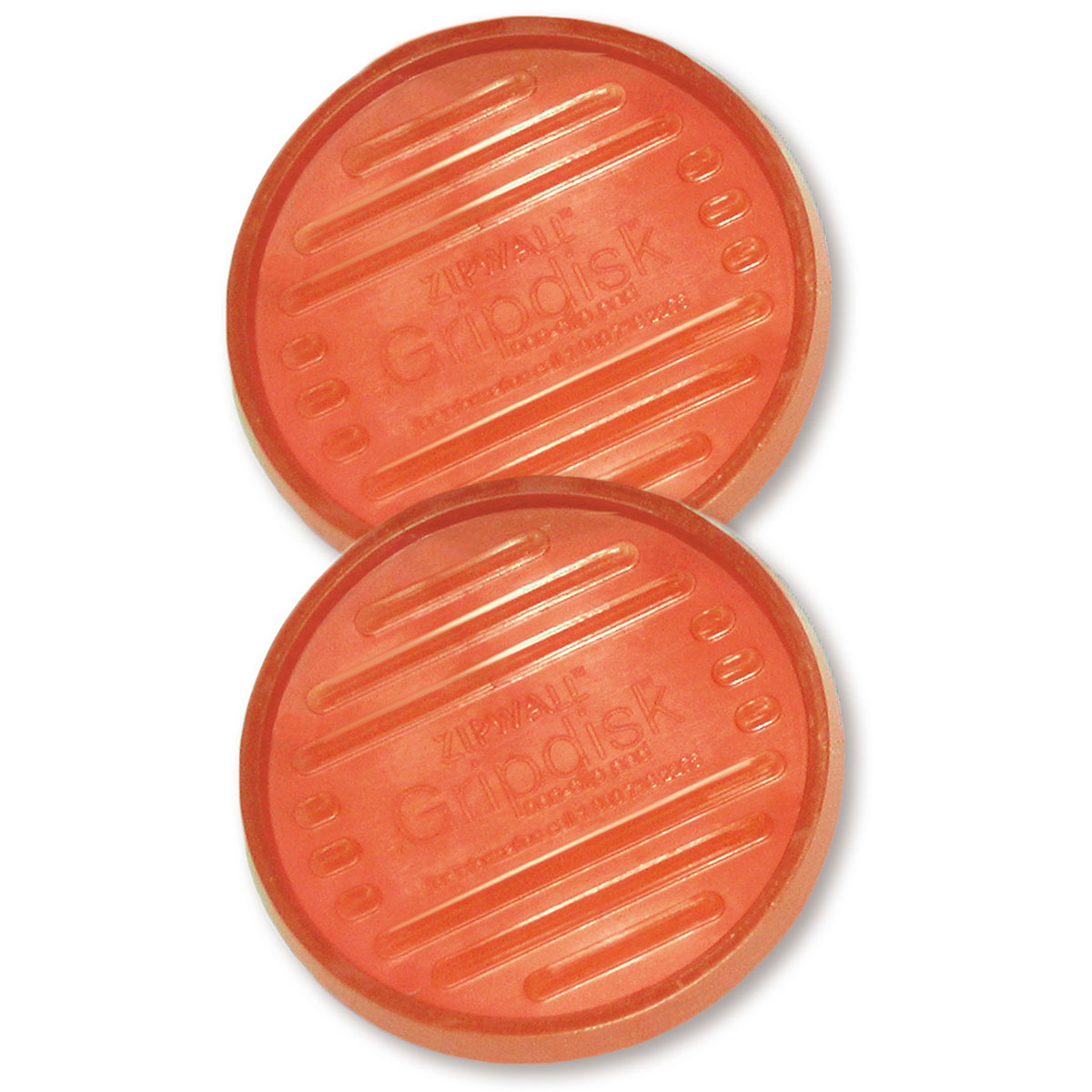 ZipWall GD2 Replacement Grip Disks - 2 Pack