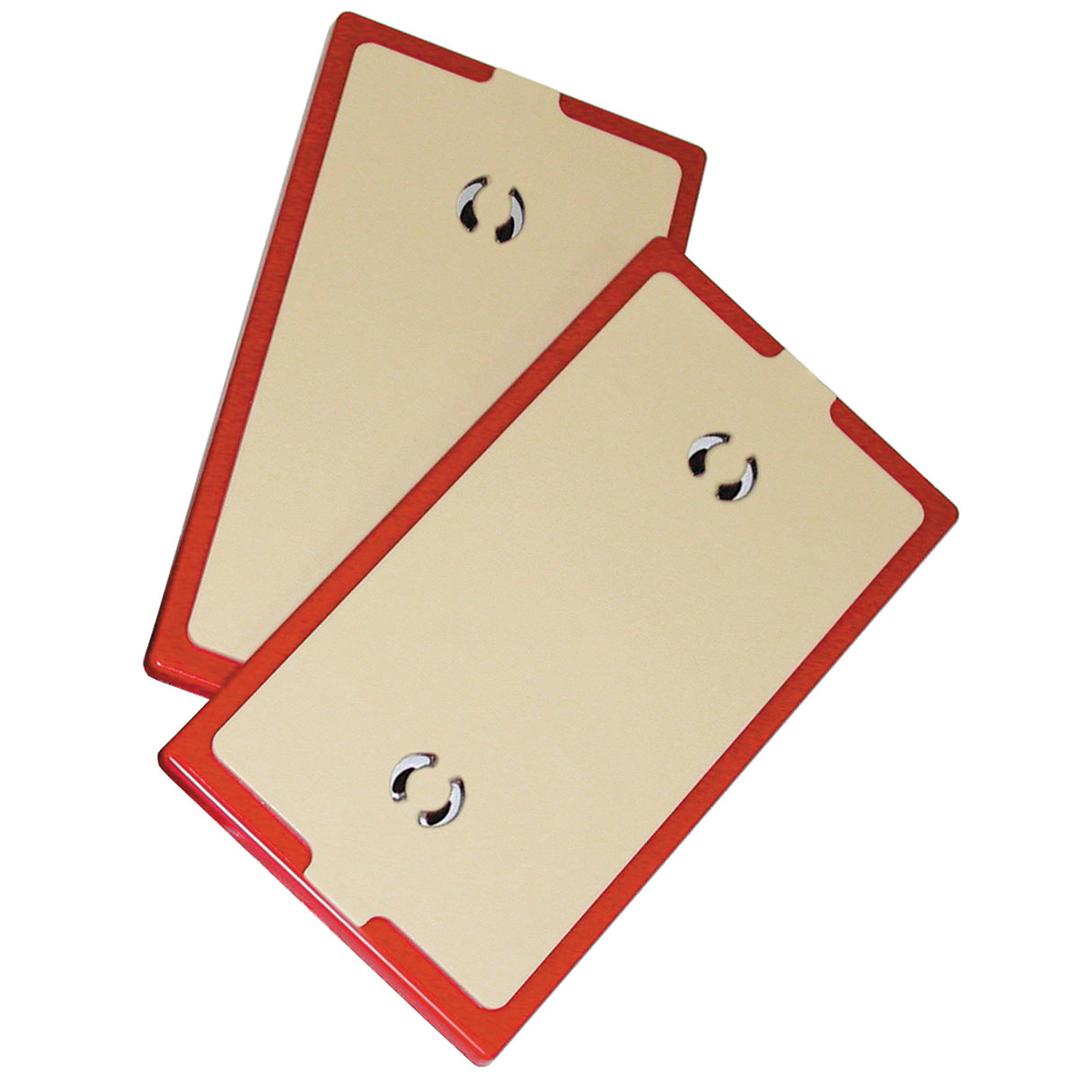 ZipWall NSP2 Replacement Non-Skid Plates - 2 Pack