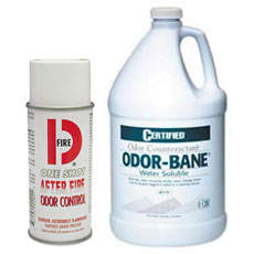Smoke & Smoke Odor Eliminating Products