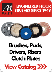 Malish Brushes Pads Drivers and Clutch Plates