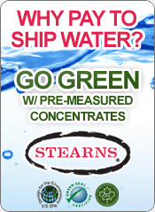 Stearns Packaging - Premeasured, Pre-Packaged & Dispenser-Free Cleaning Products