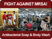 MSRA, Germs & Bacteria Disinfecting Program
