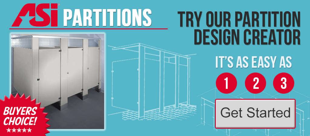 toilet partition configurator