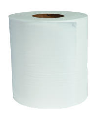 Center-Pull Hand Towels, 8 x 12, White, 300/Roll BWK6405