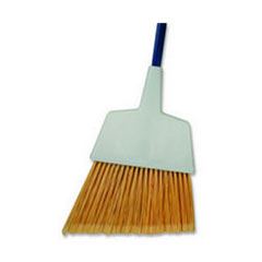 Corn/Fiber Angled-Head Lobby Brooms - 42