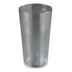Stackable SAN Tumblers, Clear - (3) 24 Cups FLO5212-07