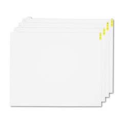 Clean Step Dirt Grabber Mat Refill, White - 30