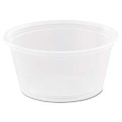Clear Portion Containers, 2 oz DCC200PC
