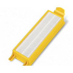 Replacement HEPA Vacuum Filter For Duralux Commercial Vacuum, Washable EUR68910-4