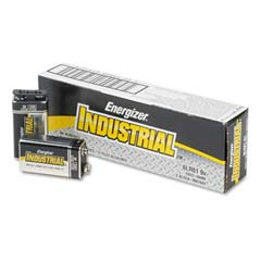 Industrial Alkaline Batteries, 9V ENEEN22