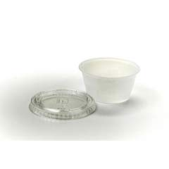 Portion Cups, 2oz, Clear FABPC200