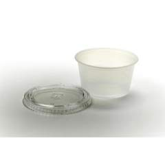 Portion Cups, 4oz, Clear FABPC400