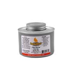 Chafing Fuel Can, Twist Cap Wick, 4 Hour Burn, 8 oz FHCF715