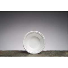 Elite Laminated Foam Bowls, 12 Ounces, White, Round, 125/Pack GNPLAM21