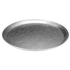 Aluminum Embossed Tray, Round, 16 in HFA2013100