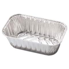 Aluminum Baking Loaf Pan, 1 Pound, 200/Case HFA31730