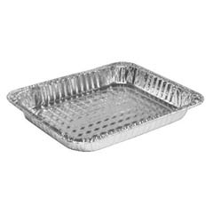 Steam Table Aluminum Pan, Half-Size, 1-1/2 Shallow HFA32035