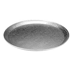 Aluminum Embossed Tray, Round, 12 in HFA401380