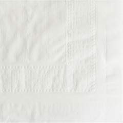 Cellutex Tablecover, Tissue/Poly Lined, 54 in x 108 in, White HFM210130