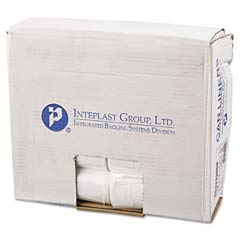 Commercial Can Liners, Perforated Roll, 12-16 Gal, 24 x 33, Natural IBSEC243306N